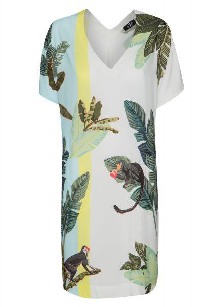 Kleid Summer Darks mit Kimonoärmeln