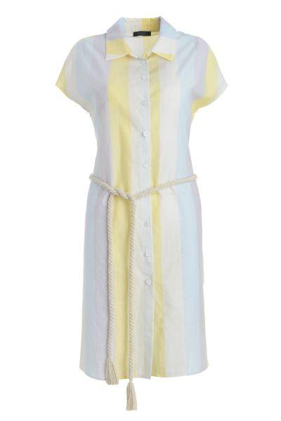 Kimonobluse Fresh Breeze mit schönem Taillengürtel