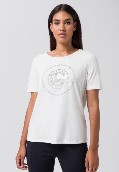 Shirt ESSENTIALS mit Placementdruck