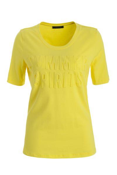 T-Shirt Fresh Breeze in knalligem Farbton