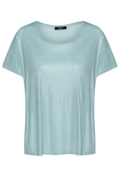 Shirt Essentials mit leicht gerundeten Saum